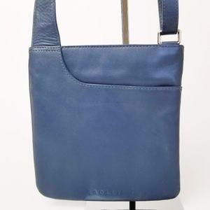 Radley London Pocket Zip-Top Crossbody Leather Bag